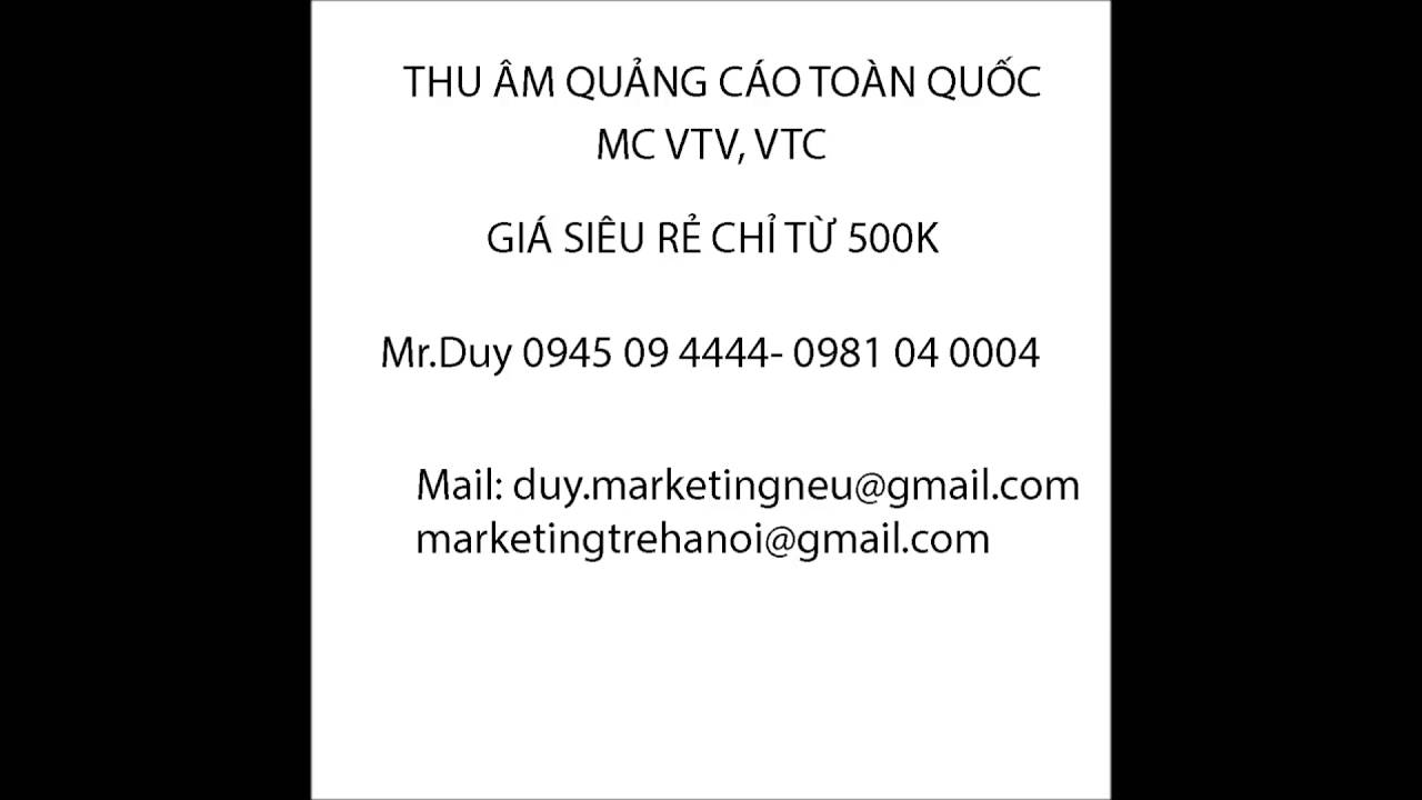 Rao vặt phát thanh quảng cáo tại cửa hàng, Rao vặt bá đạo nhất Việt Nam