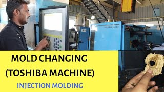 MOLD CHANGING INJECTION MOLDIN…
