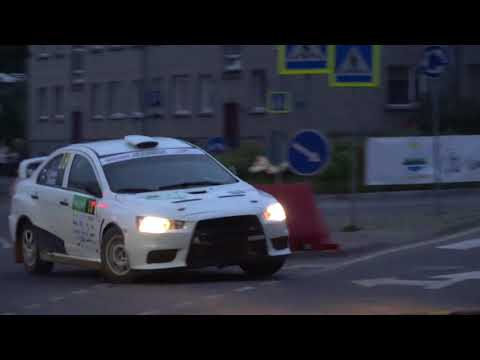 Lõuna-Eesti Rally 2017.a  ,SS3 Võru linn