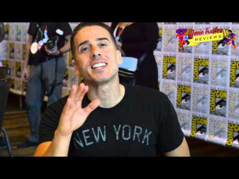 SDCC 2015: Kirk Acevedo On Why He Had to Shoot That Ape
