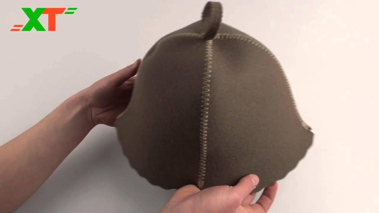 Выкройки шапочек дла бани и сауны