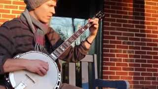 Big Country by Béla Fleck (Performed by Wilson Harwood)