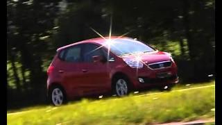 Kia Venga: тест-драйв программы Автопанорама
