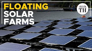 World's largest floating solar farms being built in Singapore