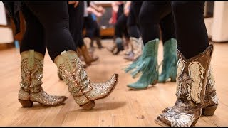 Shoot Me Straight Line Dance - Brothers Osborne (Featuring Boot Girls)
