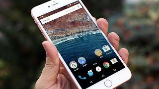 Iphone'da Android Çalıştırmak  2 Dk'da Teknoloji