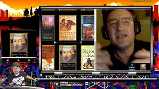"""Graham Phillips -Author-from """"Ancient Aliens"""" shakespeare, holy grail, king arthur, -conspiracy-"""