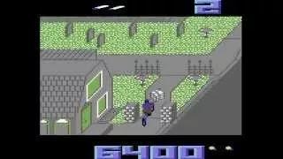 Paperboy Longplay (C64) [50 FPS]