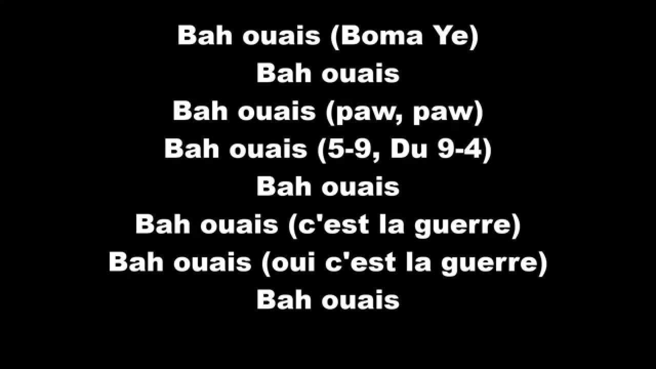 Gradur et lacrim voyou lyrics paroles audio nouvell for Miroir lyrics