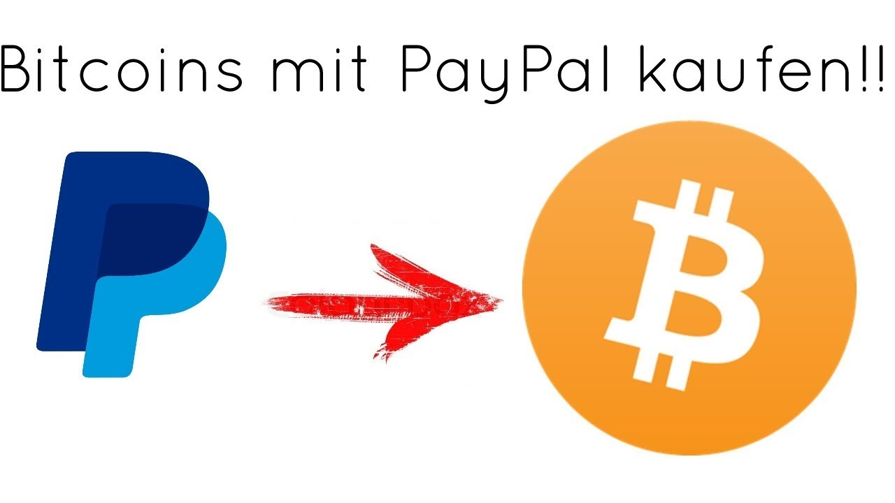 Bitcoin Mit Paypal
