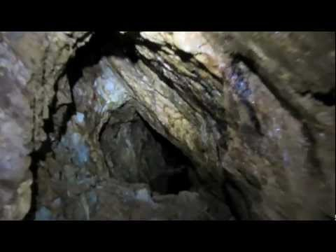 Abandoned Gold Mine New Zealand - Coromandel Success Mine 3