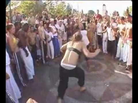 Art of Balance - Axe Capoeira - Part 1