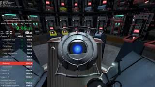Portal 2 World Record Speedrun in 58:39