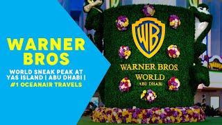 Warner Bros World at Yas Island Abu Dhabi