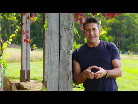 Feeding the world with organic farming | Jamie Durie's Groundswell
