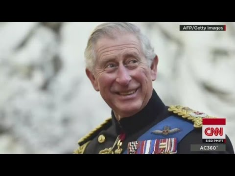 Max Foster's rare interview with Prince Charles