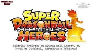 Dragon Ball Heroes Ep.1 in Italiano