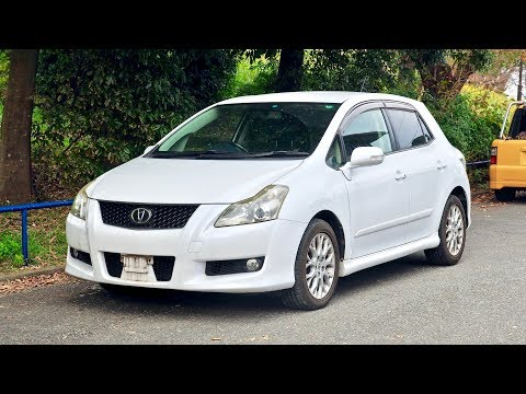 2007-toyota-blade-master-(uk-import)-japan-auction-purchase-review