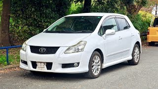 2007 Toyota Blade Master (UK Import) Japan Auction Purchase Review