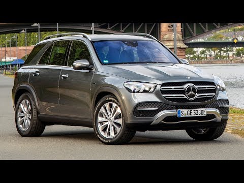 2020 Mercedes-Benz GLE 350de 4MATIC EQ Power plug-in hybrid