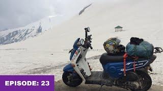 K to K /EP:23/ Mugal Road snow mountain / മഞ്ഞു മലയകൾക്കിടയിലൂടെ മനോഹര കാഴ്ച്ചകൾ