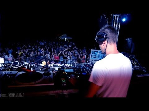 Minless @ Summer Party 2013, Kanal, Slovenia (Ele7en, Secret Disco)