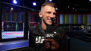 Dan Hooker Details His Crazy UFC 266 Fight Week