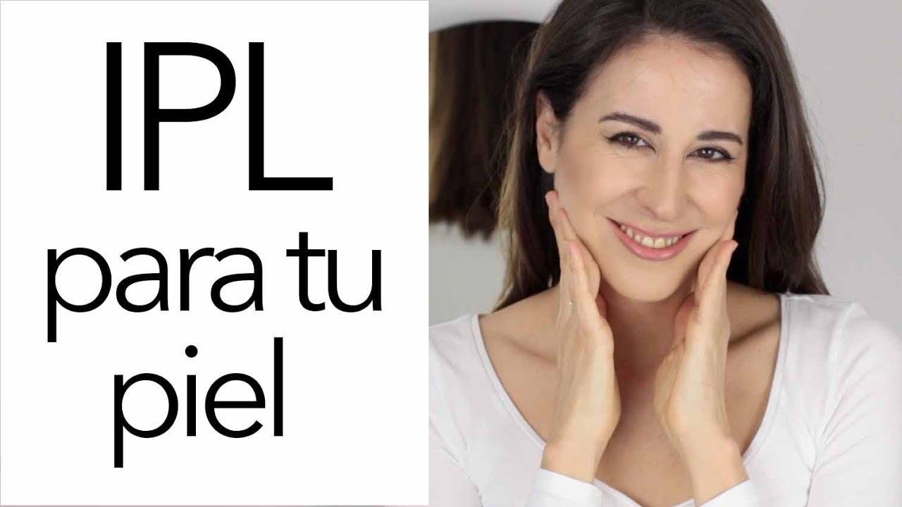 IPL (luz pulsada intensa) tratamiento para manchas, poros, rojeces, etc.