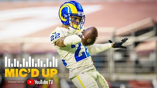 Los angeles rams cb troy hill was mic'd up in week 13 during the win over arizona cardinals.subscribe to la channel: https://bit.ly/3d9irhe...