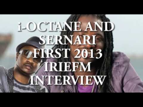 i Octane & Serani 1st 2013 interview