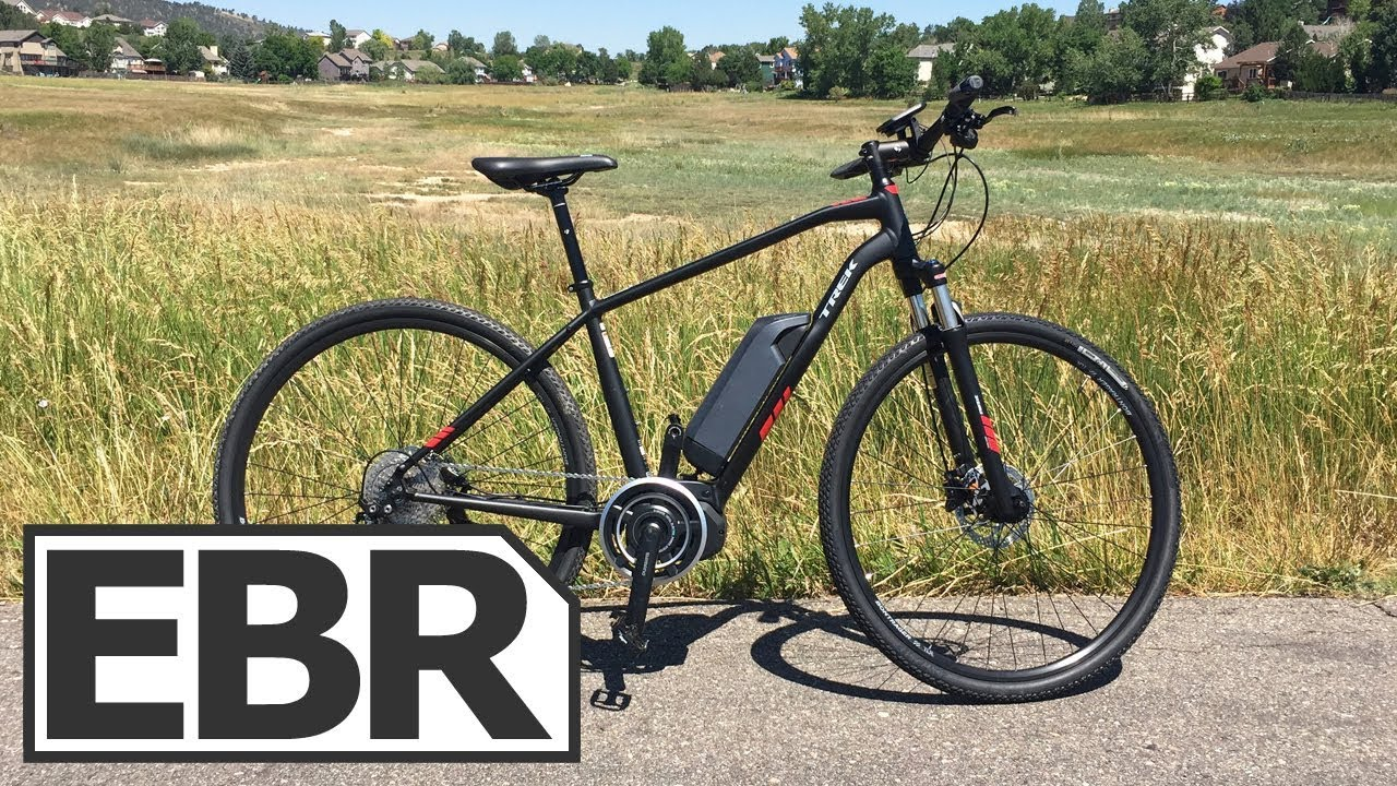 Trek Dual Sport+ Video Review - $3k Lightweight Trail Commuter Electric Bike