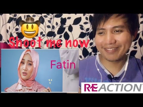 Fatin Shoot Me Now  Reaction!