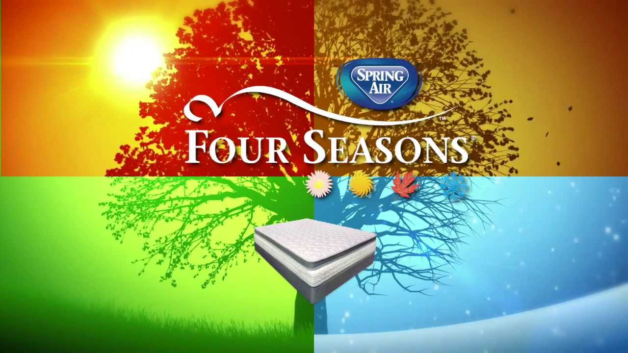 Reintroducing Spring Air S Four Seasons Youtube