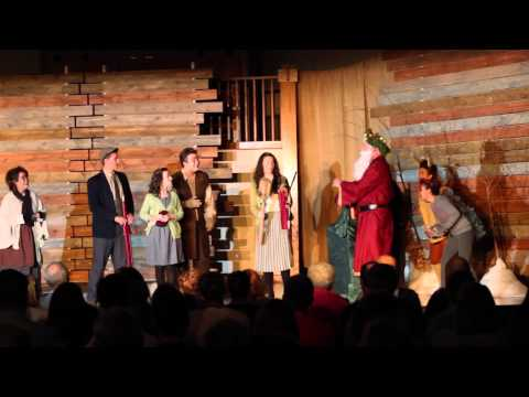 Narnia: The Musical  presented by Theatre for Christ