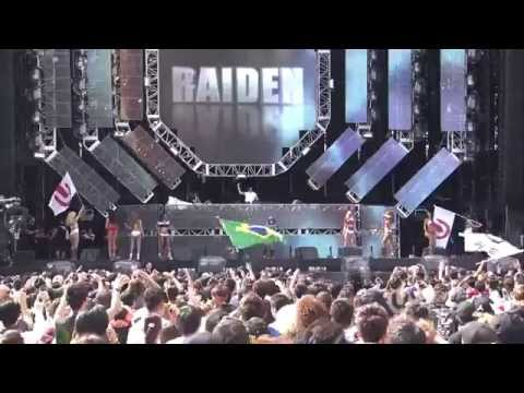 Raiden ft. Bright Lights - Live @ Ultra Japan 2015