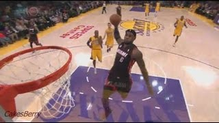 Repeat youtube video LeBron James Top 10 Dunks 2012/2013 HD Part 1