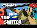 I Dropped The Nintendo Switch 20 Times And This Is What Happened (Fortnite)
