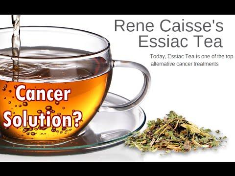 Essiac Tea - Secrets Doctors Don't Want You to Know!