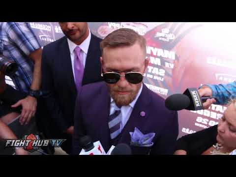 "Thumbnail: Conor McGregor ""Mayweather Needs To Be Put Asleep, He Will Wake Up a Better Man"""