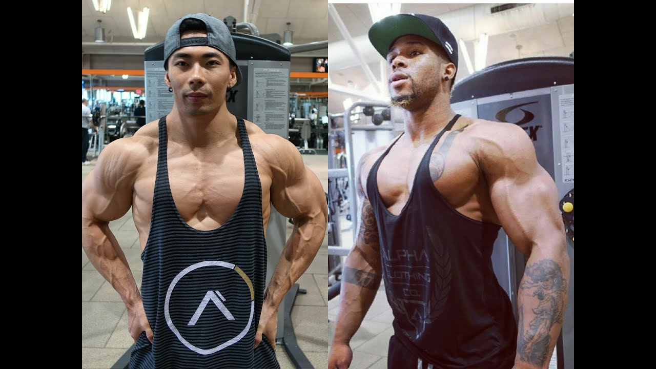 HIGH VOLUME CHEST DAY WITH TERRON BECKHAM YouTube