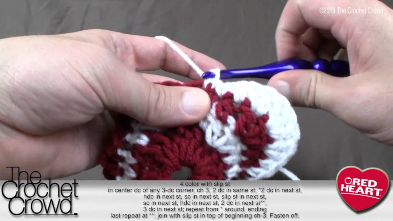 Learn How to Crochet the Rise & Shine Afghan with Mikey from The