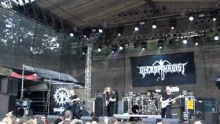 Necrophagist - Fermented Offal Discharge @ Brutal Assault 2010