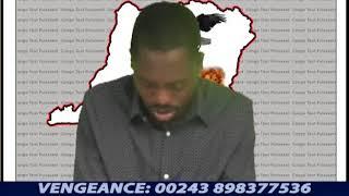 APPEL AUX HOMMES DE DIEU DE FAIRE QUELQUE CHOSE AU CONGO