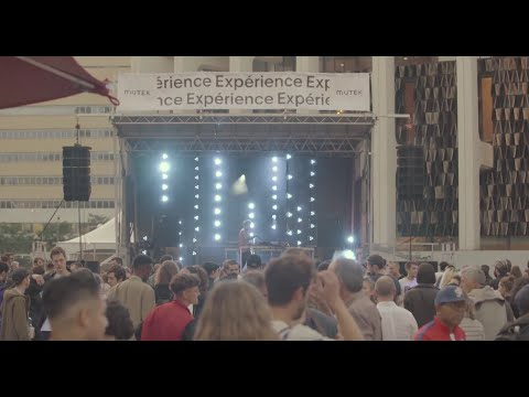 Free Outdoor Stages - MUTEK 2018 Mp3