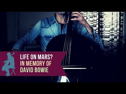 David Bowie - Life on Mars? for cello and piano (COVER)