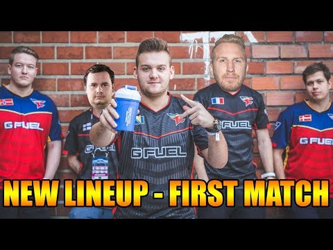 CS:GO - FaZe Clan: FIRST MATCH WITH NEW LINEUP (olof and GuardiaN addition) - EPL Cache vs. G2 [HD]