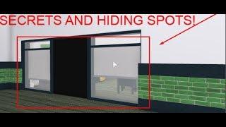Roblox Murder Mystery 2 Best Hiding Spots and Secrets!