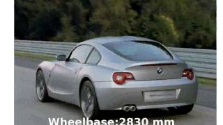 2002 Bmw Z4 2.5i  Info Power Transmission Equipment Specification Technical Details