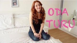 YENİ EVDE ODA TURU #Vlog