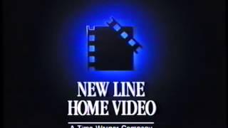 New Line Home Video - A Time Warner Company (2000) Company Logo (VHS Capture)